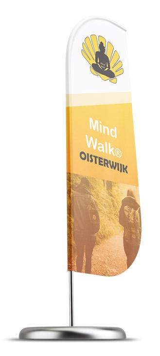 Banner Mind Walk Oisterwijk